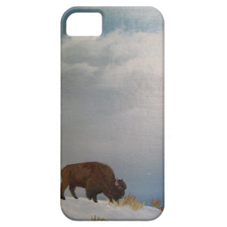 High on a windy hill. iPhone 5 cases