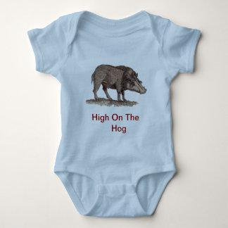 HIGH ON THE HOG - INFANT CREEPER