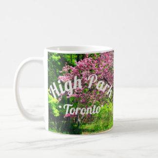 High Park Toronto Cherry Blossom Souvenir Mug