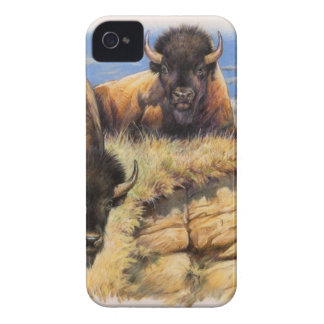 High Plains Bison iPhone 4 Case