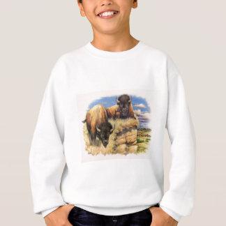 High Plains Bison Sweatshirt
