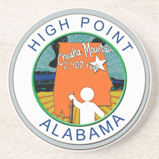 HIGH POINT ALABAMA  CHEAHA MT. COASTER