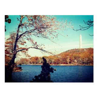 High Point Monument Postcard