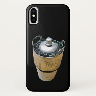 High Power Transmitting Vacuum Tube iPhone X Case
