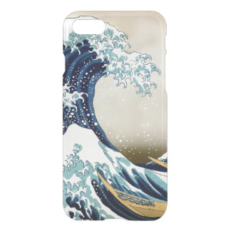 High Quality Great Wave off Kanagawa by Hokusai iPhone 8/7 Case
