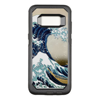 High Quality Great Wave off Kanagawa by Hokusai OtterBox Commuter Samsung Galaxy S8 Case