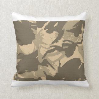 High Quality OCA Cotton Camo Pillow