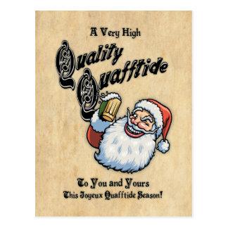 High Quality Quafftide Postcard