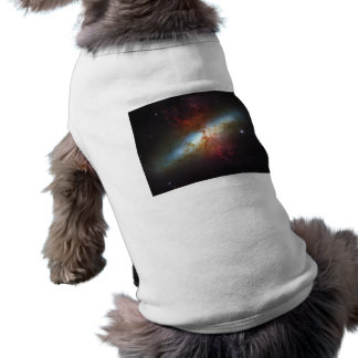 High Rate Star Formation Starburst Galaxy M82 Pet Clothes