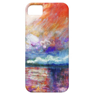 High Res Claude Monet Charing Cross Bridge iPhone 5 Cases