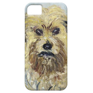 High Res Claude Monet Head Of A Dog iPhone 5 Covers