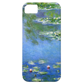 High Res Claude Monet Water Lilies Case For The iPhone 5