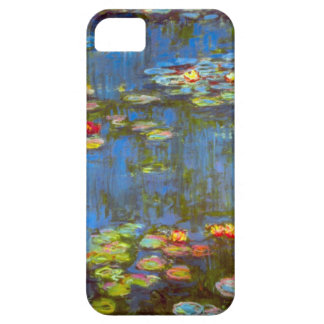 High Res Claude Monet Water Lilies iPhone 5 Cover