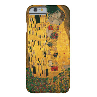High Res Gustav Klimt The Kiss Barely There iPhone 6 Case