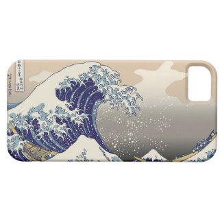 High Res Hokusai The Great Wave iPhone 5 Case
