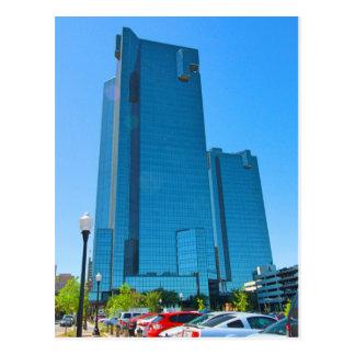 High Rise Fort Worth Postcard