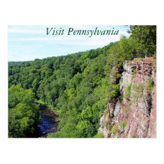 High Rocks Vista Postcard