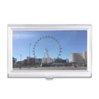 High Roller Ferris Wheel #2 Business Card Holder