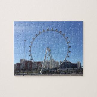 High Roller Ferris Wheel Las Vegas#2 Jigsaw Puzzle
