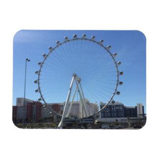 High Roller Ferris Wheel Las Vegas #2 Photo Magnet