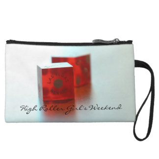 High Roller Girl's Weekend Mini Clutch