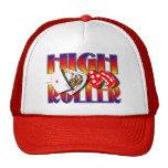 HIGH-ROLLER TRUCKER HAT