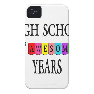 High School 5 Awesome Years.png iPhone 4 Case