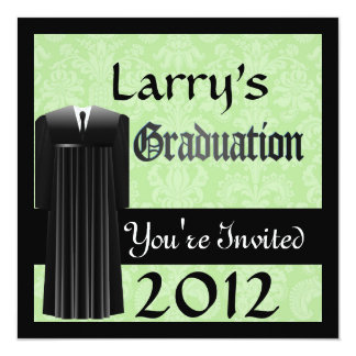 HIGH SCHOOL GRADUATION 2012 INVITATIONS WOMEN/MEN