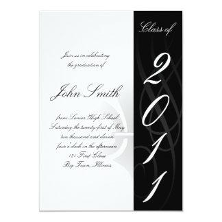High School Graduation Invitaion Card
