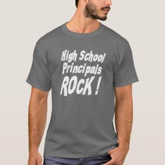 High School Principals Rock! T-shirt
