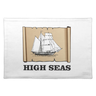 high seas marker placemat