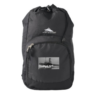 High Sierra Backpack Bag Tough As A Tugboat