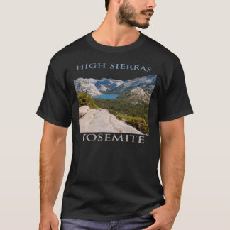 High Sierras dark T-Shirt
