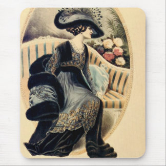 High Society Mouse Pad