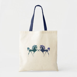 High Stepping Horse Logo Tote Bag