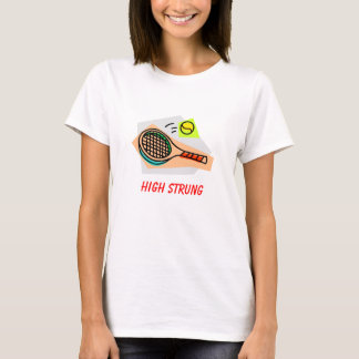 High Strung Tennis T-Shirt