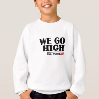 high sweatshirt