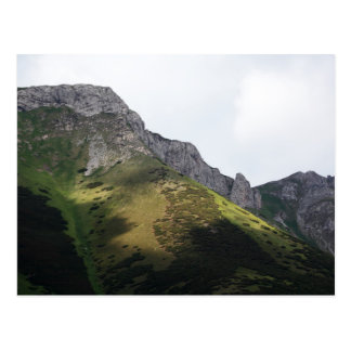 High Tatra Mountains in Slovakia Postcard