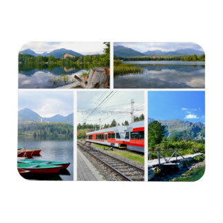 High Tatra mountains Magnet