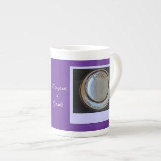 high tea bridal shower mug