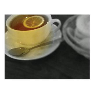 High Tea Postcard