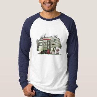 High Tech 5th Wheel T-Shirt