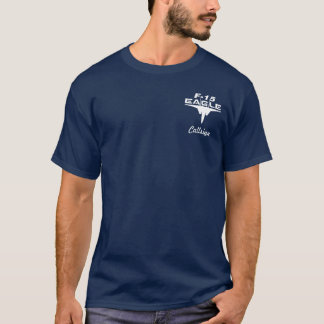 High Tech Eagle - (dark color) T-Shirt