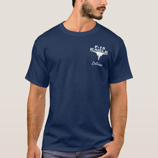 High Tech Eagle - (dark colour) T-Shirt