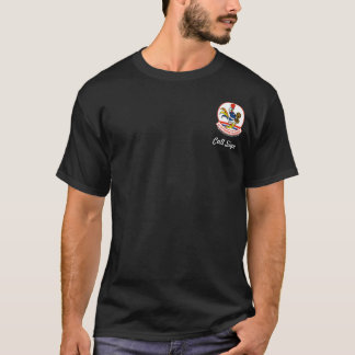High Tech Eagle w/Call Sign T-Shirt