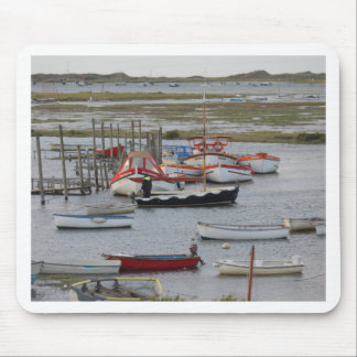 High tide, Morston, Norfolk Mouse Pad