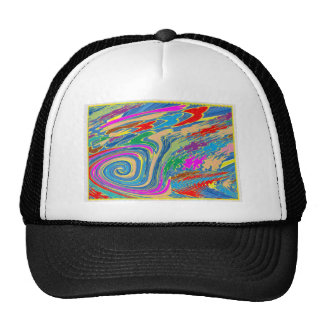 High Tide on Sea make beautiful waves funny gift Hat