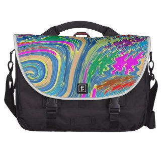 High Tide on Sea make beautiful waves funny gift Laptop Commuter Bag