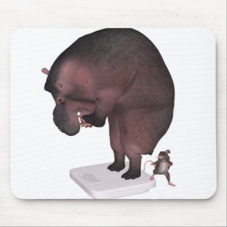 High Time For A Diet Mouse Pad