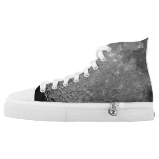 High Top Moon Shoes